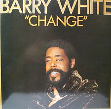 "BARRY WHITE -CHANGE - 12"" Inch"