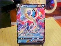 Pokemon Milotic V Rebel Clash 043/192 Half Art Holo Mint