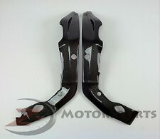 2009-2014 BMW S1000RR & HP4 Chasis Main Frame Protector Cover Cowl Carbon Fiber