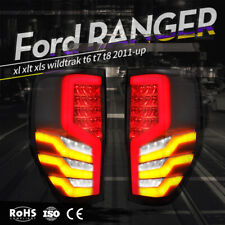 LED Tail Lights For Ford Ranger PX MK2 2011-ON XL XLT XLS Wildtrak T6 T7 T8