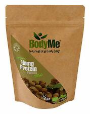 BodyMe Organic Hemp Protein Powder 500 g (Soil Association Certified)