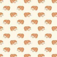 Dashwood Studio Nature Trail Hedgehogs 100% Cotton fabric Half Meter SALE