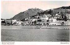 RPPC,Nafplio,Greece,Vue Generale,Peloponnese,c.1920s