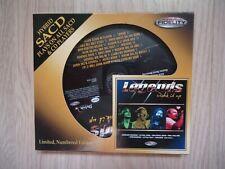 Legends Crank it up SACD rare numbered Audio Fidelity Elton John Phil Collins...