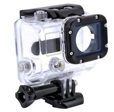 Gopro Hero 3 & 4 Underwater Waterproof Protective Housing Case(Under water 45m)