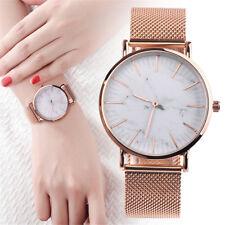 Fashion Couple Watch Stainless Steel Men Women Simple Quartz Analog Watch CA