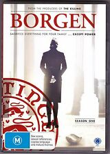 Borgen - Season One - DVD (4xDVD Region 4)