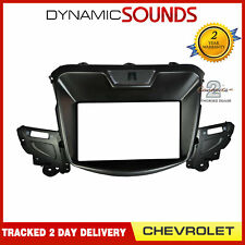 CT23CV36 Car Stereo Double Din Fascia Panel Plate for Chevrolet SS 2013-2017