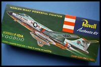 Revell 1956 First Issue TypeS McDonnell F101A Interceptor Model Kit