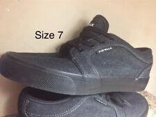 Mens Black Airwalk Skateboard Shoes Size 7