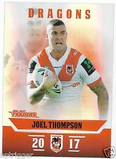 2017 NRL Traders Parallel Special (PS129) Joel THOMPSON Dragons