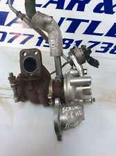 11-16 CITROEN BERLINGO/PARTNER 1.6 HDI DIESEL TURBO CHARGER 9673283680