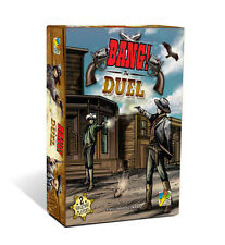 Bang! The Duel 2 Player Card Game From Davinci Games DVG 9110