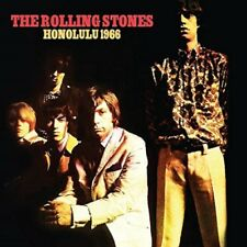 THE ROLLING STONES - HONOLULU 1966   CD NEU