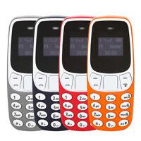 Pocket Mini GSM Mobile Phone Bluetooth Dialer BM10 Dual SIM CellPhone Headset