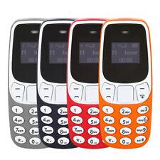 Portable Tiny Small Mini Micro Mobile Cell Phone GSM Dual Sim Bluetooth