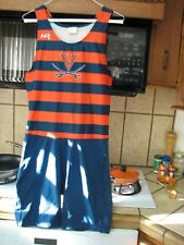 University of Virginia Rowing crew team singlet adult large new nwot