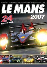 Le Mans 2007 - Official review (New DVD) 24 Hour Endurance race