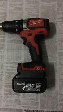Makita 18V Li-ion Battery Adapter convert to Milwaukee M18 18V tool use