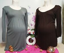 Lot vêtements grossesse femme maternité ... Hauts / Tuniques ... T : 38