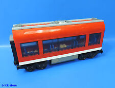 LEGO Eisenbahn VAGONE VAGONE CENTRALE/allestito COME 7938