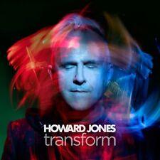 Howard Jones - Transform - New Digipak CD Album - Pre Order - 10th May