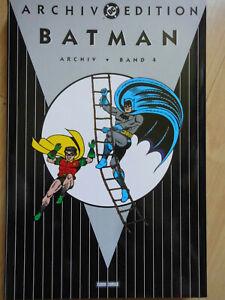 Batman Archiv Band 4 DC-Archiv-Edition Band 11