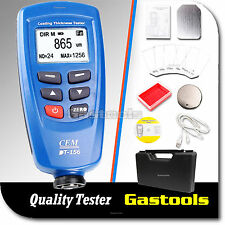 PRO Paint Coating Thickness Meter Gauge - Free Express Delivery