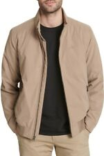 Dockers Barracuda Microtwill Bomber Jacket Men's Medium Khaki DM8RK667 $180