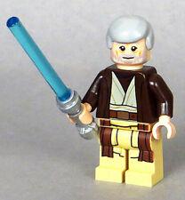 LEGO Star Wars - Old Obi-Wan Kenobi Minifigure 75052 75159 75173 (NEW)