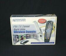 PCI TV Tuner Card with wireless remote NIB