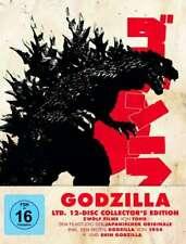 Godzilla . Limited Edition 12-Disc Collector's Edition (2020, Blu-ray)
