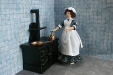 The Cook Dolls House Miniature , Stand Included,  Dolls Clothing & Accessories,
