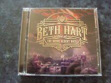 CD   BETH HART live at the royal Albert Hall