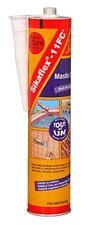 Joint Colle 11fc marron Sikaflex 300ml