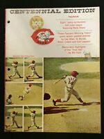 Cincinnati Reds Vintage 1969 Yearbook  *Centennial Edition*  Pete Rose  M1513