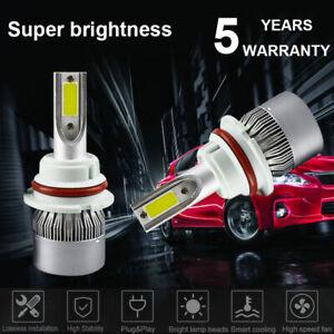 COB 9004 HB1 1500W 225000LM LED Headlight Conversion Kit HI/LOW Beam Lamp 6000K