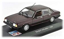 W77 Talbot Solara 1983 1/43 Scale Maroon New in Display Case