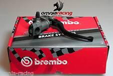 Pompa freno Brembo RCS 19X20-18mm pista strada radiale
