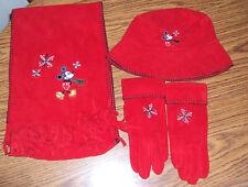 Mickey 3 Piece Warmwear Set - Brand New