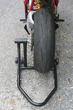 Ducati Panigale 1299, Single Swing Arm Stand, Motorbike Rear Paddock Stand, Lift