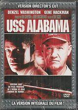 """DVD """"USS ALABAMA"""" - DENZEL WASHINGTON - GENE HACKMAN -neuf sous blister"""