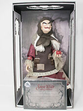 """D23 Expo 2017 Disney Store Snow White Old Hag Limited Edition 17"""" Doll LE 723"""