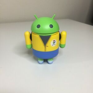 RARE Google gTech Android with Backpack Mini Collectible Special Edition Figure