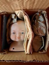 Baby Jennifer VTG Old Fashioned Porcelain Bisque Doll Kit by Shackman, NY - NIB!