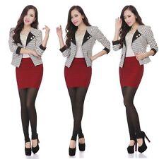 Stretch Panel Short Bandage Elastic Pleated Skirt High Waist Bodycon Skirts