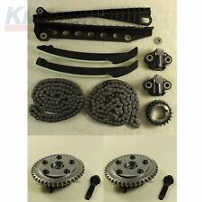 Timing Chain Kit Cam Phaser Lincoln 5.4 TRITON 3-Valve Ford F-150 F-250 04-08