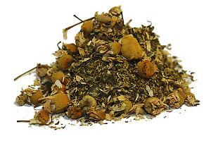 Chamomile and Mint Herbal Tea - Luxury Loose-Leaf Herbal Tea - 20g-50g