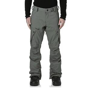 VOLCOM Men's ARTICULATED Snow Pants - CHR - XL - NWT