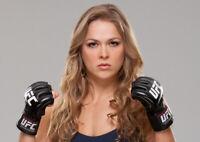 Rhonda Rousey UFC Unsigned 8x10 Photo (D)